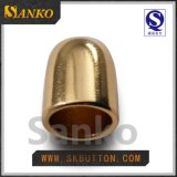 Alto Polished Gold Cord Stopper per The Garment Accessories