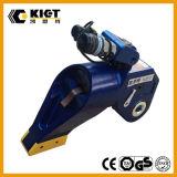 Llave inglesa de torque del mecanismo impulsor cuadrado de la marca de fábrica de Kiet