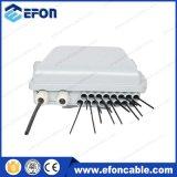cadre terminal de pièce jointe de fibre optique du diviseur FTTH d'AP du diviseur 1X16 d'AP 1X8 (FDB-016D)