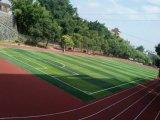 Синтетическая трава футбола для поля спорта с аттестацией SGS