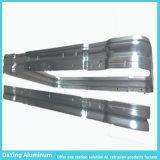 Perfil de aluminio con Procesing de perforación de perforación de doblez para la caja de la carretilla