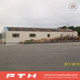PU Sandwich Panel de pared Edificio prefabricado