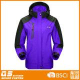 Женщины 3 в 1 куртке спорта зимы