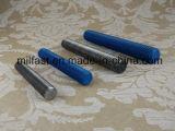 GR штанги ASTM A193 & болты стержня продетые нитку B7 при покрынное Teflons (синь)