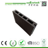 Bom Price Wood Plastic Composite WPC Decking para Outdoor Using