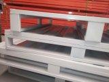 Lager-Ladeplatten-Racking-Systems-graue Farben-Stahl-Ladeplatte