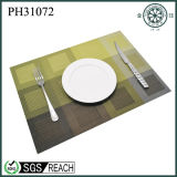 Table를 위한 자카드 직물 Table Placemats Rectangle 장소 Mat