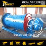 Fábrica de moedura industrial dos moinhos de esfera 900*1800 da mineração por atacado