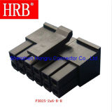 3.0mm Pitch Hrb Electronic Wire to Wire Male Housing