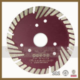 Ferramenta de mão Turbo Diamond Saw Blade for Cutting Brick / Tile / Porcelain / Stone
