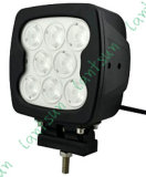 80W LED Work Light Spot/Flood voor Offroad 4X4 SUV