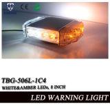 알루미늄 포좌 (TBG-506L-1-C)를 가진 이중 색깔 LED 소형 Lightbar