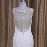 Платье венчания Tulle Сауди Арабиан Applique
