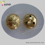 Brass d'or Cover Button pour Army Garments