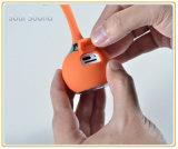 Mini altavoz sin hilos portable de Bluetooth con el diseño impermeable del deporte (ID6012)