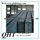 Cuadrado del acero de carbón del cinc y barras planas