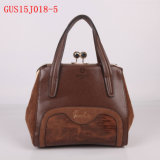 Women Designer를 위한 2015년 Gussaci Fashionable High Quality Lady Handbag