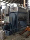 2 Tonnen-horizontale Mischmaschine für das Puder, das mit ausgezeichneter Qualität mischt