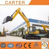 Máquina escavadora resistente Multifunction do Backhoe da esteira rolante de Carter CT220-8c (22t)