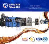 Máquina de rellenar del agua carbónica de la máquina de rellenar de la soda automática