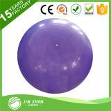 Bola respetuosa del medio ambiente del PVC de la bola de la yoga para el edificio de carrocería