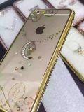 Het nieuwe het Galvaniseren Mobiele Geval van de Telefoon TPU voor de Dekking van de Telefoon van de Cel iPhone6