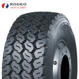 425/65r22.5 neumático, todo el modelo de la posición, neumático por intervalos del carro del camino