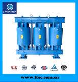 Reatores Harmonic da tensão média com banco do capacitor
