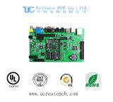 12-Layer Immersion Gold HDI placa de PCB com controle de impedância
