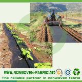 Tissu environnemental de pp pour le tissu de Nonwoven de noir de lutte contre les mauvaises herbes