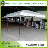 Im Freien Metallfeld-China-kampierendes Zelt oben knallen