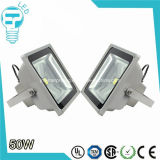 Hoge Lumens 50W COB LED Flood Light, de Schijnwerper van Outdoor LED 50W