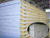 Легкие панели сандвича PU полиуретана установки для стены и крыши