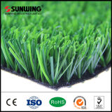 10 Warranty 50mm Artificial Grass Soccer Jahre SOR-Foorball Field