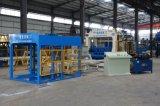 電子部品Qt10-15Dのセメントの煉瓦作成機械