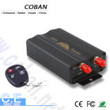 103A+ Car GPS Tracker met Car Central Locking System