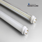 3 Years를 위한 40W 8개 피트 LED T8 Fluorescent Tube Lamp Warrenty