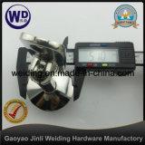 Reductor de la barandilla y sostenedor accesorios Wt-S4027-51 del tubo