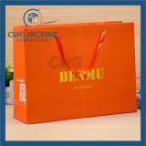 Покрашенное Scarf Packing Bag с Logo Printing (CMG-MAY-046)