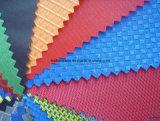 Ткань PVC Coated Оксфорд для багажа Tb021