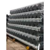 A fábrica de China que vende a alta qualidade galvanizou a tubulação de aço galvanizada tubulação do soldado