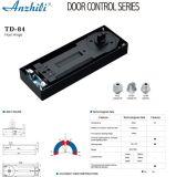 Accessorio Td-8300c-2 del portello scorrevole dell'acciaio inossidabile