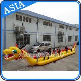 PVC Tarpaulin Inflável Dragon Banana Boat, Inflável Towable Boat, Inflável Flying Dragon