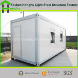 Draagbaar Huis voor Huis van de Container van het Huis van de Verkoop het Mobiele