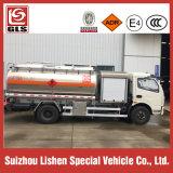 Kraftstoff-LKW-Öltanker-Flugzeuge Bowser Brennstoffaufnahme-LKW-Kapazität von 8 Tonne