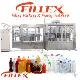 Glasflaschen-Saft-Getränkefüllmaschine