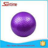 Boule de yoga de produits d'exercice aérobie de gymnastique, boule d'exercice, boule de stabilité, boule suisse