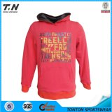 Soem-Form-kundenspezifisches polares Vlies-Sublimation Hoody Sweatshirt
