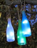 SolarBottle String Light mit 25PCS Mikro-LED