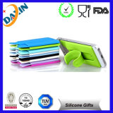 Top Sale Popular Style Silicone Cell Phone Credit Card Holder for Playing